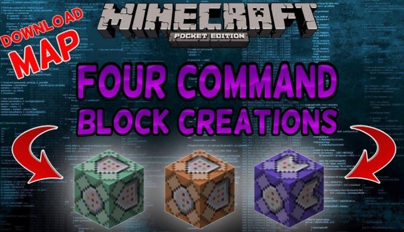 Мод на командный блок - Command Blocks 1.5, 1.2, 1.1.5, 1.1