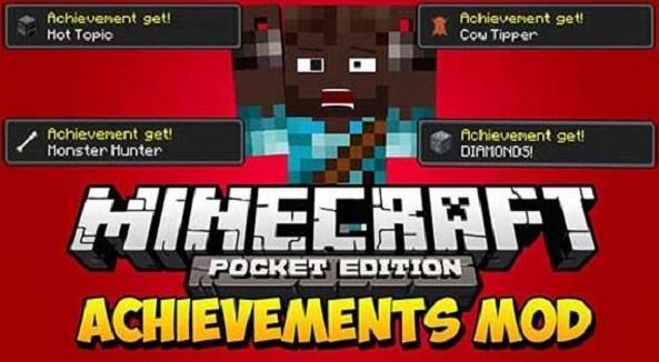 Achievements - мод на достижения 1.2, 1.1.5, 1.1, 1.0