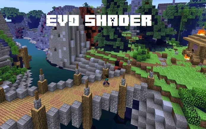 EVO Shader 1.5, 1.4, 1.2, 1.1.5