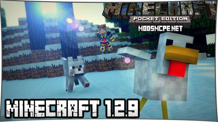 Скачать Minecraft 1.2.9