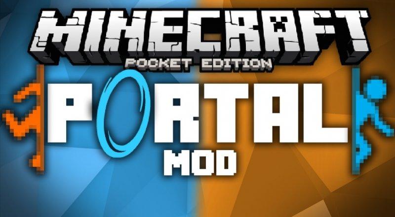 Мод на портальные пушки - Portal 2 1.2.13, 1.2, 1.1.5, 1.1, 1.0