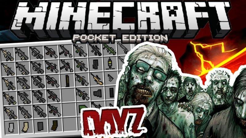 Мод на зомби-апокалипсис - DayZ 1.4, 1.2, 1.1.5, 1.0