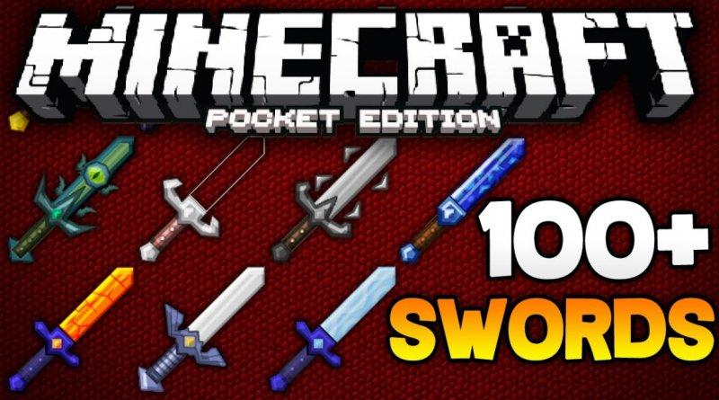 Мод на мечи - Advanced Swords 1.5, 1.2, 1.1.5, 1.1, 1.0