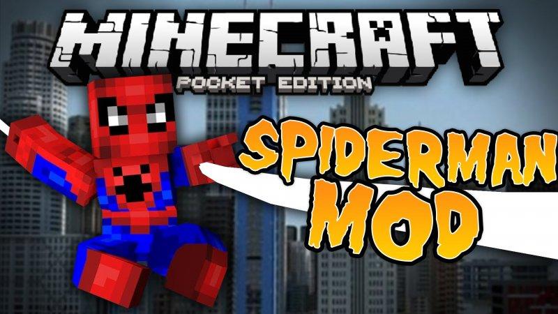 Мод на Человека паука - Spider-Man 1.5.3, 1.4, 1.2.10, 1.2, 1.1.5