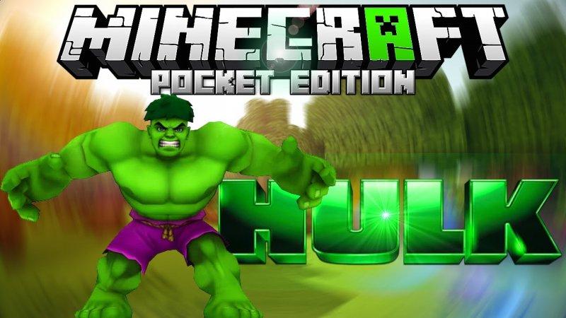 Мод на Халка - Hulk 1.5.3, 1.4, 1.2.10, 1.2, 1.1.5
