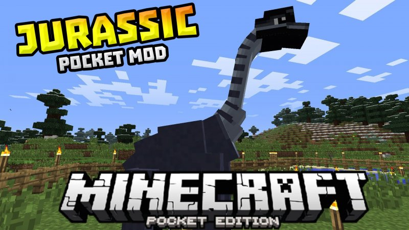 Jurassic Craft World 1.5, 1.4, 1.2.10, 1.2, 1.1.5