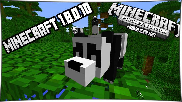 Скачать Minecraft 1.8.0.10