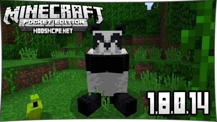 Скачать Minecraft 1.8.0.14 Бета